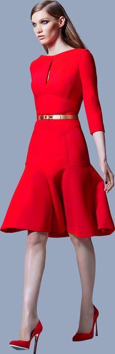 ELIE SAAB - Ready-to-Wear - Prefall 2013