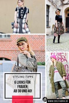 Die 39 besten Bilder von STYLE    Ü30 Ü40 Mode Outfits für