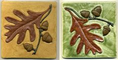 Image detail for -Handmade Individual Ceramic Tiles By Ravenstone Featuring Art Nouveau ...
