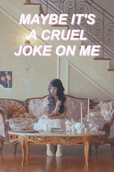 Over my pity party back to life. Soap Melanie Martinez, Melanie Martinez Quotes, Song Quotes, Music Quotes, Music Lyrics, Pity Party, Cry Baby, Melanie Martinez Canciones, Mealine Martinez