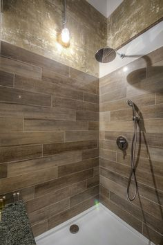 rough-luxe shower design Photo Room Brody House Budapest