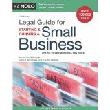 Amazon.com: LEGAL FORMS FOR STARTING AND RUNNING A SMALL BUSINESS