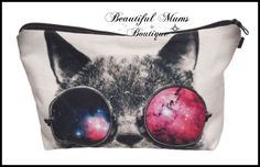 Small Makeup Purse Bag Pencil Case Coin Purse Wallet Storage Cute Cat Dog Pig in Health & Beauty, Makeup, Makeup Bags & Cases | eBay