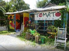 10. The Tomato Place, Vicksburg