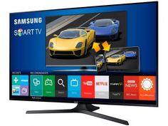 """Smart TV Gamer LED 55"""" Samsung UN55J6300 - Full HD Conversor Integrado 4 HDMI 3 USB Wi-Fi com as melhores condições você encontra no Magazine Korban. Confira!"""