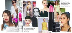 Trend: Pink lips   ASOS Fashion Finder