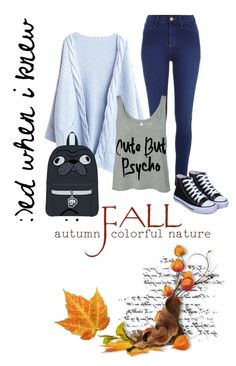 """""""Autum 7"""" by fun-time ❤ liked on Polyvore featuring River Island, autumn and polyvoreeditorial"""