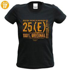trendiges t shirt Damen Girlie Motiv Ich bin nicht 30 Geschenk Frau einzigartiges Geburtstag Jahrgang T-Shirt Farbe: schwarz Gr: XXL (*Partner-Link)