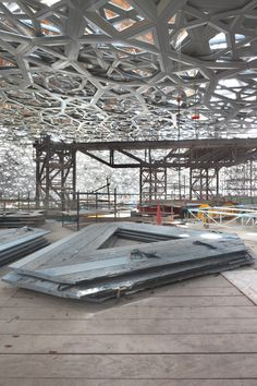 A first look round Jean Nouvel's £1bn Louvre Abu Dhabi | Wallpaper* Magazine