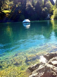 Que placer arrancar el Verano en Bariloche con este dia! Buen fin de semana... Bariloche.Org -