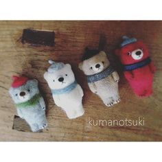 Have you ever stunned when you saw those cute, realistic creations which are made of wool or pinned a lot of needle felted crafts in your…