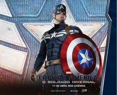 """O filme """"Capitão América 2: O Soldado Invernal"""" teve divulgado banners nacionais http://cinemabh.com/imagens/o-filme-capitao-america-2-o-soldado-invernal-teve-divulgado-banners-nacionais"""