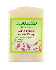 Girls Facial Acne Soap ** You can get more details by clicking on the image.