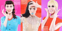 OCC Plastic Passion Spring 2014 Collection