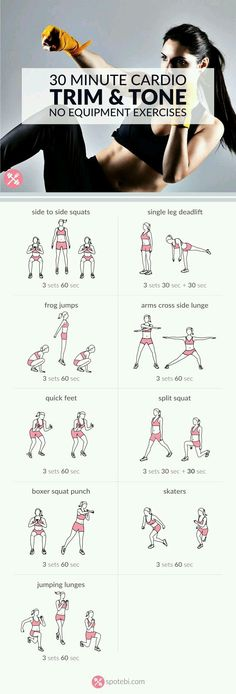 (Leg Workout At Home)