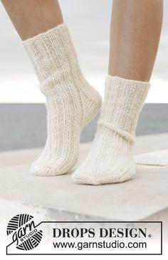 Gebreide sokken - Drops Sock-A-licious