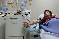 Facts regarding life sustaining blood transfusion