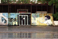 Street Art - Athens Greece - VLP - Velvet Lies Productions #Greece #Athens #Graffiti #Ελλάδα #Pentax #PinStreetArt #PentaxK500 #StreetArt #Rainy #Αθήνα