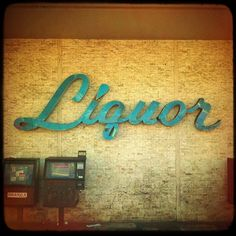 Liquor by Davidag, via Flickr