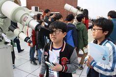 압해초등학교, 신나는 과학탐구 실험캠프 참가