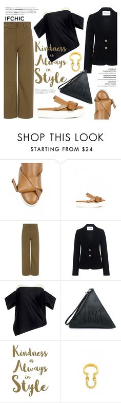 """""""Always in Style!"""" by ifchic ❤ liked on Polyvore featuring N°21, Apiece Apart, 10 Crosby Derek Lam, TIBI, McQ by Alexander McQueen, Sixtrees, Giles & Brother and contemporary"""