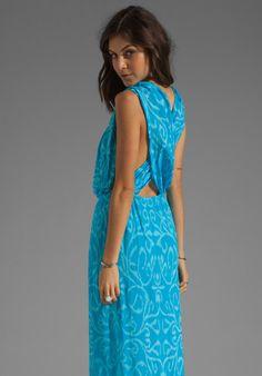 Indah Wrap Dress