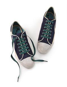 Putney Plimsoll Sneakers