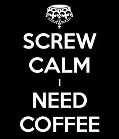 I need coffee....  Javita Coffee!