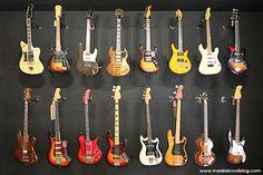 Headbanger Rare Guitars (Madrid). Si eres un amante de las guitarras eléctricas y acústicas pásate esta tienda donde encontrarás guitarras con historia, guitarras hechas a mano (¡incluso con cajas de puros Cohiba!) y todo tipo de recambios.