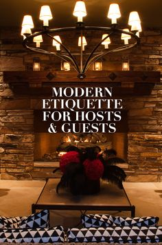Need some modern etiquette tips as hosts or guests? Here's Colin Cowie's guide for being the host with the most and the guest who always gets invited back. http://www.colincowieweddings.com/articles/home-registry/modern-etiquette-for-hosts-and-guests