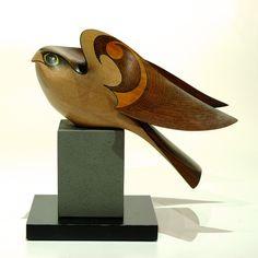 Karearea • New Zealand Falcon by Rex Homan, Māori artist