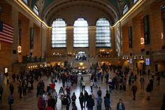 Grand Central Terminal New-York Shopping In New York, Manhattan Nyc, Central Station, New York Travel, Insta Pic, New York City, Crowd, Prayers, Street View