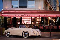 :: NIGHT OUT ::  Porsche 356 Speedster  from PhAutomobile