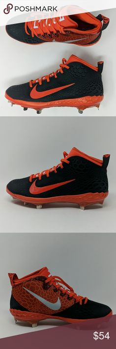 promo code 56b7a 36b49 Nike Zoom Trout 5 Metal Baseball Cleats New New without box. Size 10, 12