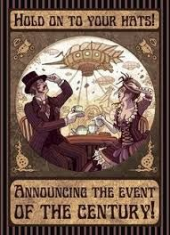 Image result for steampunk wedding decor