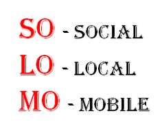 #SoLoMo - Social Local Mobile marketing strategies boost business visibility and sales. What can you do to improve your profits? Take a look at this article.