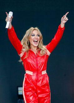 Kylie Minogue Wow, Kylie Minigue, My Girl, Cool Girl, Women In Music, Jack Nicholson, Overall, Female Singers, Celebs