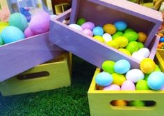 Non solo frutta secca: senza ovetti di cioccolato che Pasqua sarebbe? :-))