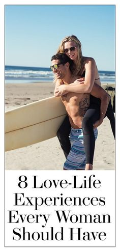 Love-life bucket list: 8 things to do before settling down