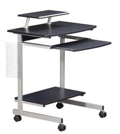 online shopping for Mobile & Compact Complete Computer Workstation Desk. Color: Graphite (Renewed) from top store. See new offer for Mobile & Compact Complete Computer Workstation Desk. Kids Computer Desk, Mobile Computer Desk, Computer Workstation Desk, Computer Cart, Pc Desk, Desk Setup, Portable Workstation, Mobile Desk, Portable Desk