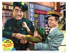The Yellow Cab Man Lobby Card 1950 Red Skelton