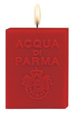 Acqua di Parma 'Red' Cube Candle | Nordstrom