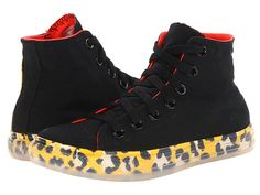 Converse Chuck Taylor® All Star® Animal Print Bright Hi in Black, 43% OFF! MSRP $70.00 $39.99 Free Shipping!