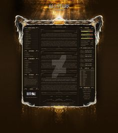 AllStars Mu Online Silver Star by MrZielsko