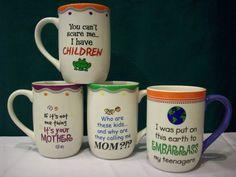 mug ideas for mom - Google Search
