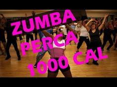 Aula de ZUMBA Perca 1000 Calorias - YouTube