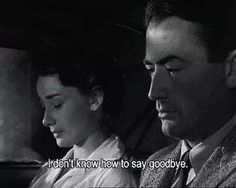 Roman Holiday: Audrey Hepburn and Gregory Peck Old Movie Quotes, Classic Movie Quotes, Film Quotes, Classic Movies, Old Movies, Vintage Movies, Audrey Hepburn, Classic Hollywood, Old Hollywood