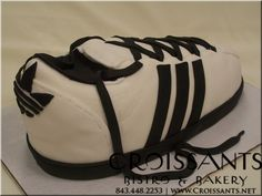 Adidas Sneaker Cake by Croissants Bistro & Bakery