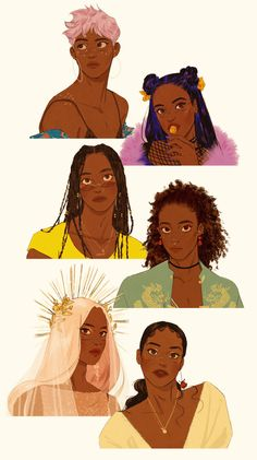 Black Girl Art, Art Girl, Pretty Art, Cute Art, Afro Art, Character Drawing, Animation Character, Character Design Inspiration, Cute Drawings