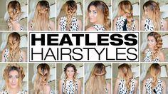 Hairstyles ideales para el calor! Para nuestro país! Me encantó... ya probamos 3